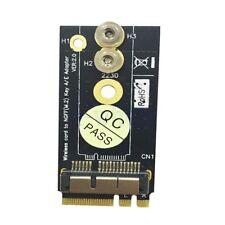 BCM94360CS2/BCM943224 Kabellos Karte Nach NGFF M.2 Key A/E Adapter Für Mac OS GE