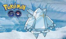 Pokemon Go Level 5 Regice Raid GUARANTEED CATCH!