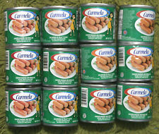 Salchichas Carmelas - Chicken Sausage and Bouillon (12 cans 5oz) *Puerto Rico*