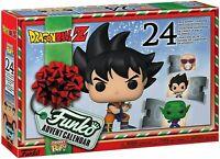Funko Advent Calendar Dragon Ball Z Holiday Season 2020