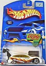 Hot Wheels 184 Ford Focus, 2002 Handy Racing, Variant Card Race & Win Mint