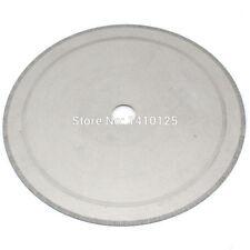 "10""inch  Notched Rim 1.1 mm Diamond Lapidary Rock Slab Saw Blade Arbor Hole16 mm"