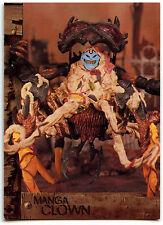 Spawn The Toy Files #60 Manga Clown Trade Card (C331)