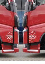 VOLVO HALF LOGO STICKER/DECALS FH12 FH16 GLOBETROTTER FM HAULAGE DRIVER TRUCK
