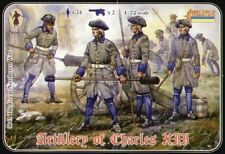 Strelets 1 72 Artillery of Charles XII The Great Northern War Toy Soldiers New