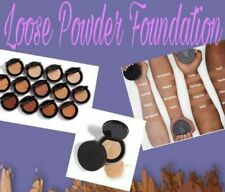 Younique loose powder in sable