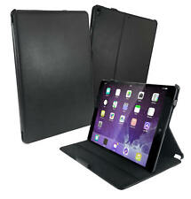 Tuff-Luv Multi-View Faux Leather Case Cover and Stand for iPad Pro 10.5 - Black