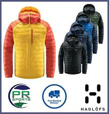 Brand New 2021 Haglofs Mens Spire Mimic Hooded Outdoor Jacket
