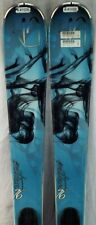 14-15 K2 Potion 76 Used Women's Demo Skis w/Bindings Size 142cm #441008