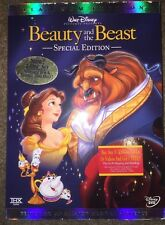*New* Beauty And The Beast Platinum Special Edition DVD 2 Disc Set - Free Ship!