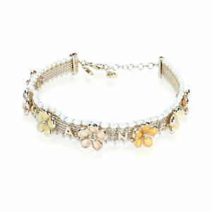 Chanel Costume Pearl and Resin Choker Necklace