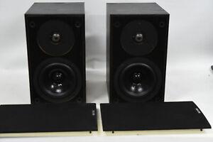 Krix Equinox V2.0 Bookshelf Speakers -  Black