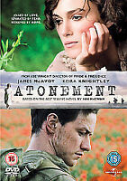 Atonement (DVD, 2008)