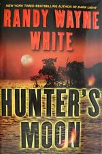 RANDY WAYNE WHITE HUNTERS MOON SIGNED FIRST ED