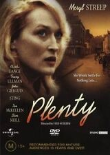 M Rated Drama Meryl Streep DVDs & Blu-ray Discs