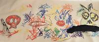 MR CLEVER ART VANITAS VIRUS CREATURES PAINTING contemporary abstract avant garde