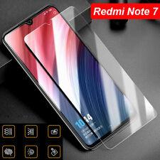 3 Protector de Pantalla de Vidrio Templado Fuente De Película De Cubierta Completa para Xiaomi Redmi Note 7