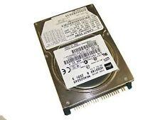 "HARD DISK 120GB TOSHIBA MK1234GAX - PATA 2.5"" IDE - ATA 120 GB per notebook ok"