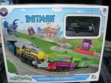 LIONEL 7-11587 BATMAN VS THE JOKER IMAGINEERING SET little lines comics action