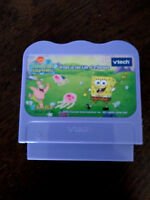 """""""VTECH"""" VSmile 'Spongebob Squarepants' A Day in the Life of a Sponge - Used 💥"""