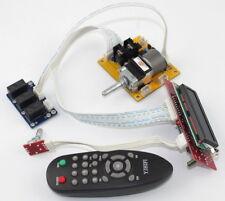 Assembeld Motor Remote Control Preamplifier Board ALPS Volume Pot w LCD Display