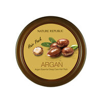 [NATURE REPUBLIC] Argan Essential Deep Care Hair Pack 200ml / Korea Cosmetic