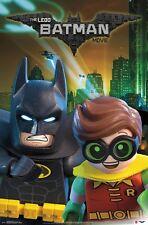 LEGO BATMAN - ROBIN POSTER - 22x34 - 14617