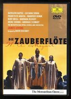 Die Zauberflöte Mozart Battle / Serra / Levine / David Hockney DVD Zona 0
