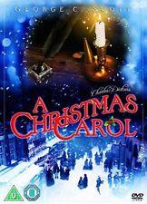 A Christmas Carol DVD George C Scott Frank Finlay 1984