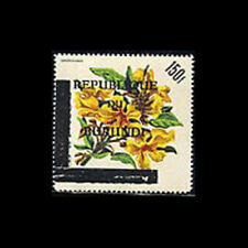 Burundi, Sc #173, MNH, 1967, Flowers, Flora, CL94F
