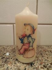 Vintage Original M.J. Hummel Hand Dipped Bee'S Wax Candle Germany Unused W/ Tag