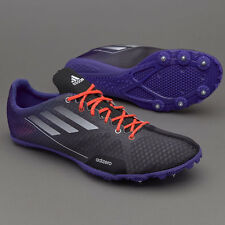 Adidas Adizero Ambition Track and Field Sprint Spikes Shoes 11.5 new Free S