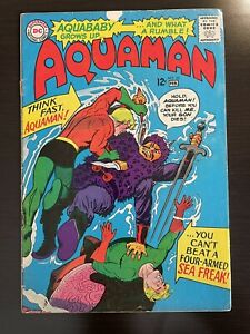Silver Age DC - Aquaman # 25 (1966)