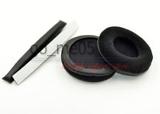 Smooth Velvet Ear Pads Cushion Headband For Sennheiser HD 25-1 HD25-1ii HD25SP