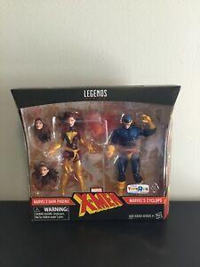 Marvel Legends TRU Exclusive X-Men Dark Phoenix Cyclops 2 Pack