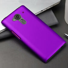 Ultra Thin Hard Back Case Cover + Screen Protector Film For Acer Liquid Z5 Z150