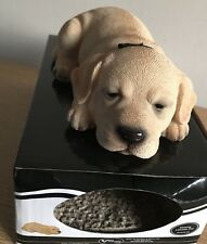 Vivid Arts Pet Pals Sleeping Golden Labrador ...BNIB