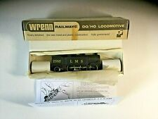 WRENN W2215 0 6 2 tank LMS black 2385 boxed, instructions - top loco