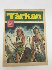 TARKAN #108 - Foreign Comic Book - 1970s 70s - ULTRA RARE - 4.5 VG+