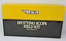 BSA Deer Hunter  20-60x60MM  Spotting Scope Kit W Tripod & Manual New Read
