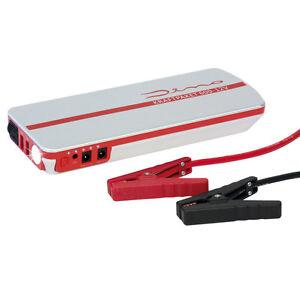 Dino Kraftpaket Starthilfe Schnellstart Gerät Powerbank Batterie 18.000 mAh 600A