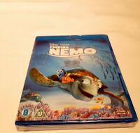 Finding Nemo BLU-RAY- REGION FREE *NEW & SEALED*