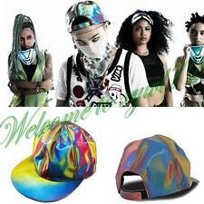 Bigbang G-dragon Color Cambiante Snapback Marty Mcfly Sombreros volver al futuro de la PAC