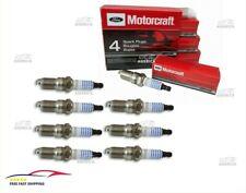 (8) NEW OEM Genuine Ford Motorcraft Spark Plugs F150 RANGER SP413 AGSF32N
