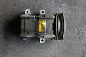 FORD TRANSIT MK6 2.4 A/C AIR CON COMPRESSOR PUMP YC1H-19D629-AC 2000-2006
