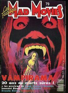 Ciné-Fantastique Mad Movies N°79