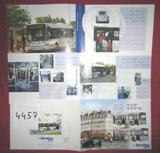 N°4457 / HEULIEZ bus : catalogue access' bus GX 117 et GX 117 L