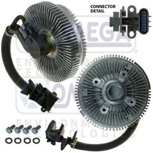 Engine Cooling Fan Clutch Omega Environmental 18-00043