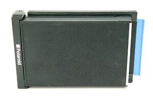 """Polaroid 405 Back F/ Fuji Instant Film F/4x5"""" Grafloc Sinar, Toyo, Linhof, Wista"""