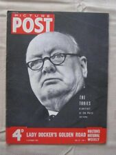 PICTURE POST - 4 OCT 1952 - NOTTONGHAM'S LUV'LIES -